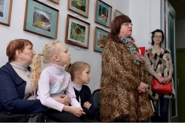 """О своих фотографиях рассказала член клуба """"Креатив"""" Татьяна Иваненкова."""