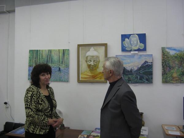 Сысуева Т. А. (слева)