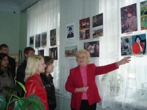 лекцию проводит Минеева Л. П.