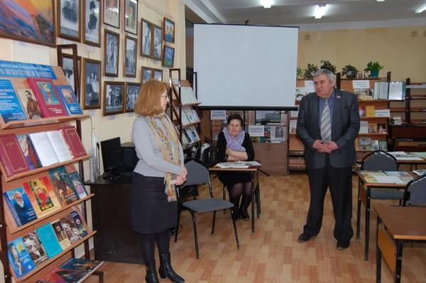Председатель Общественного Совета, депутат Думы г. о. Сызрань Ильдус Гаязович Гильманов благодарит за интересную встречу.