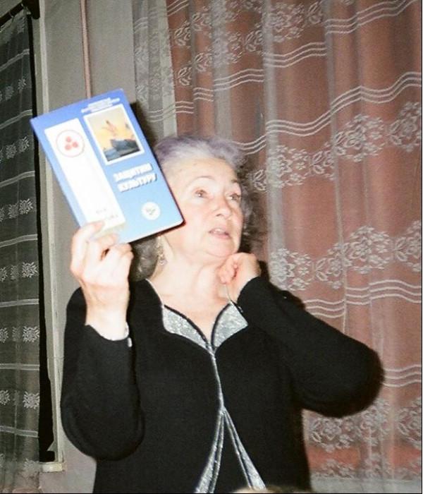 Фото  из сборника.  Г.И.Кальжанова, 1999 г., г. Сызрань .