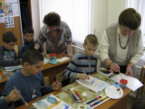 Преподаватели тоже в процессе творчества