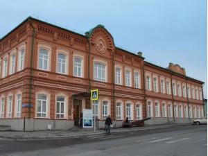 Краеведческий музей г. Сызрани