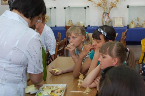 Мастер-класс для воспитанников Детского дома