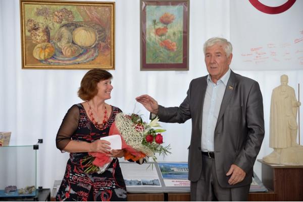 Поздравление от депутата Думы г.о. Сызрань А.Н. Лексина