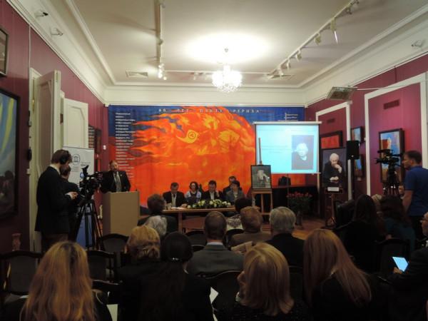 Выступление докладчика, сотрудника МЦР,   Д.Ю. Ревякина