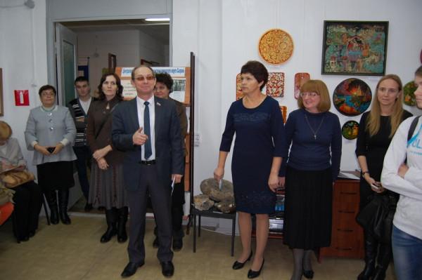 Приветственное слово от председателя Думы г.о. Сызрань С.Н. Ананьева
