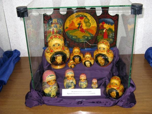 Экспозиция выставки из фонда Краеведческого музея